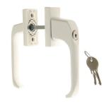 Ручка дверная с ключом