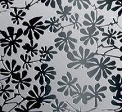 Нефритовые листья, бесцветное/бронза