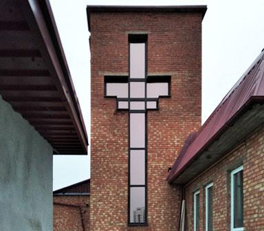Церковь ЕХВДА (Гродно)