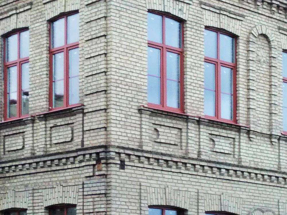 Окна со шпросами для гостиницы (Гродно)