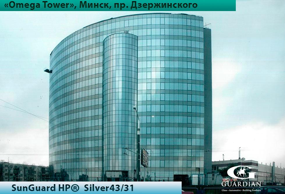 «Omega Tower», Минск, пр. Дзержинского